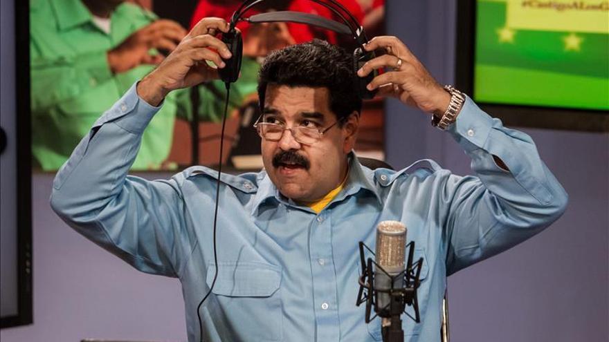 Maduro anuncia un aumento del 15 por ciento del salario mínimo a partir de diciembre