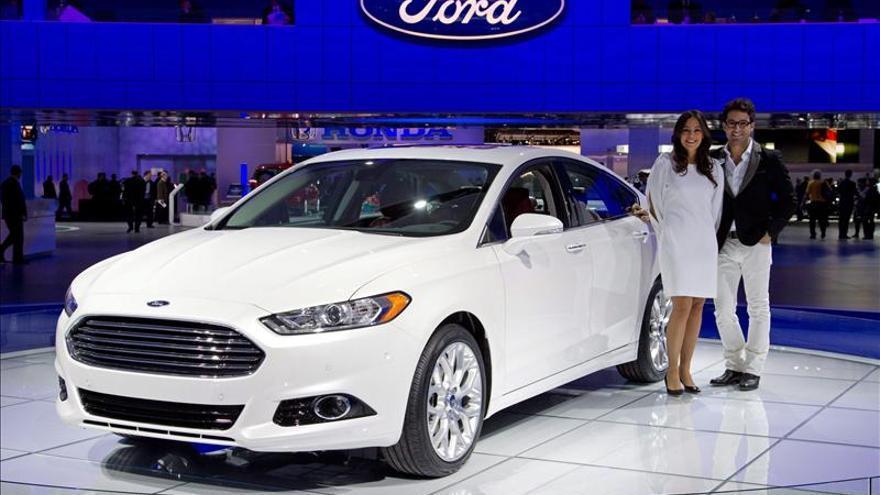 Ford llama a revisión 65.000 Fusion por problemas con el sistema de encendido