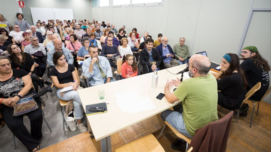 Reunión de la Alianza por la Emergencia Climática de Aragón