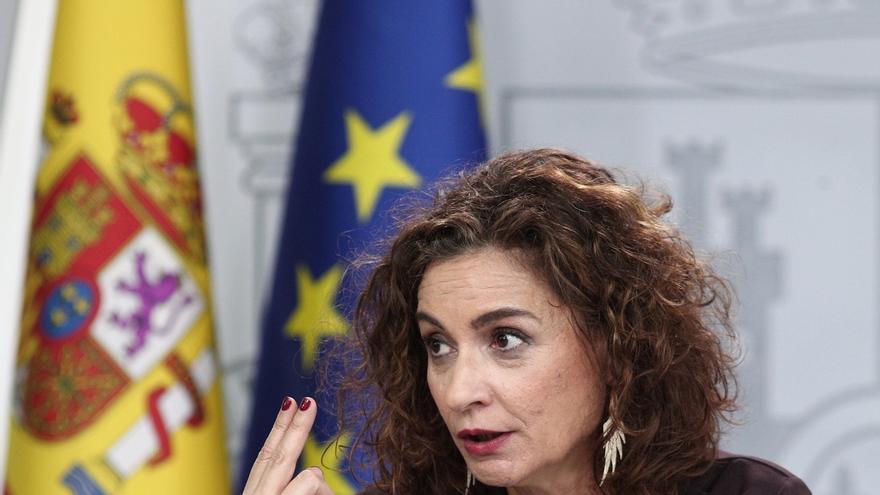 """El Gobierno respalda el pacto del PSN con EH Bildu y dice que """"se trata de cifras"""", no de otras """"pretensiones"""""""