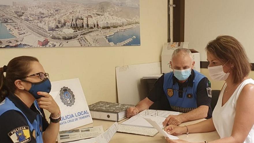 """Un concejal de la oposición denuncia al subcomisario de la Policía Local de Santa Cruz por faltarle al respeto e infringir sus """"deberes éticos"""""""