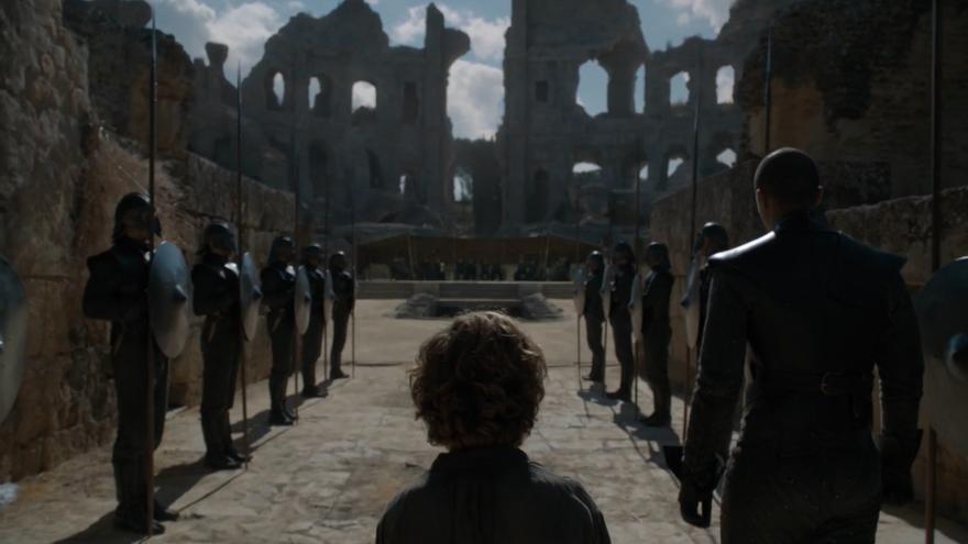 Último episodio de 'Juego de tronos'