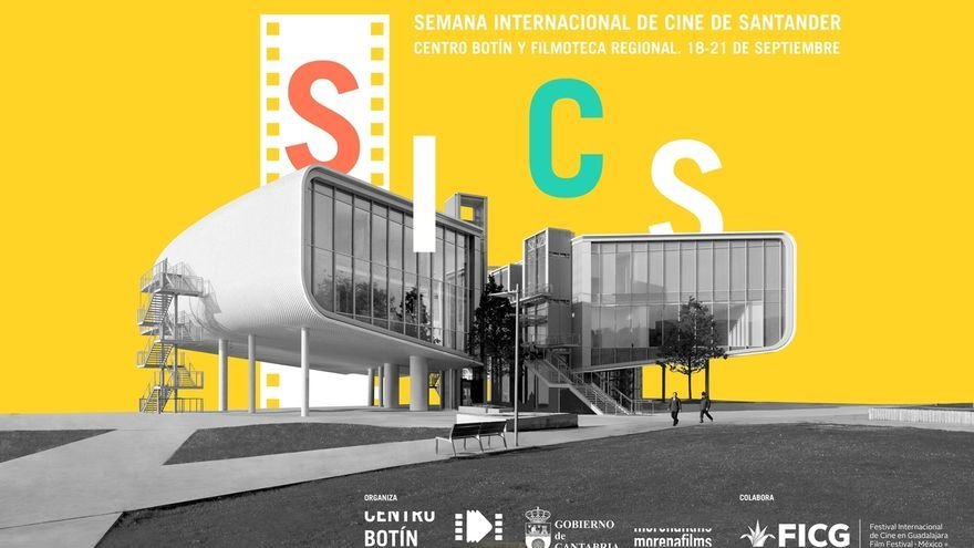 El Centro Botín y la Filmoteca acogen la Semana Internacional del Cine de Santander con destacados cineastas