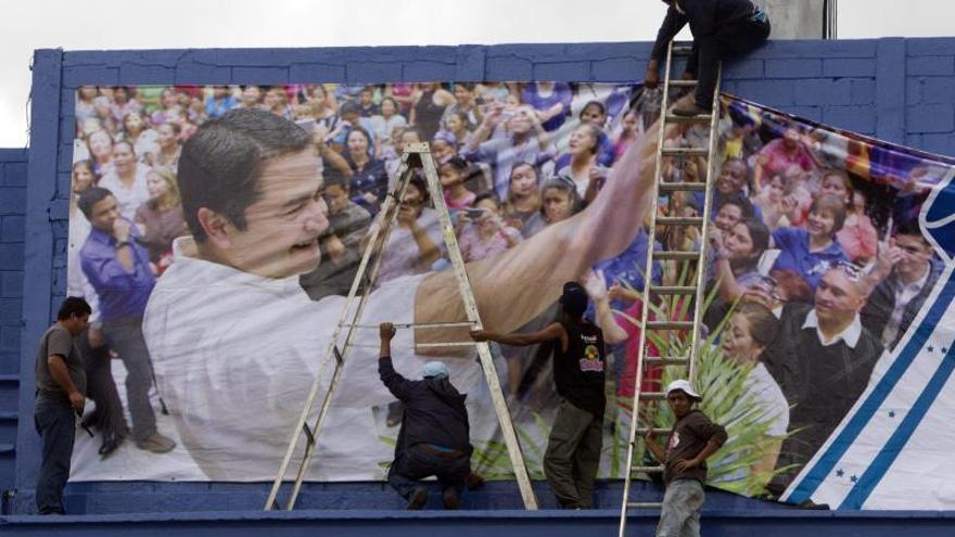 Juan Orlando Hernández asumirá mañana como nuevo presidente de Honduras