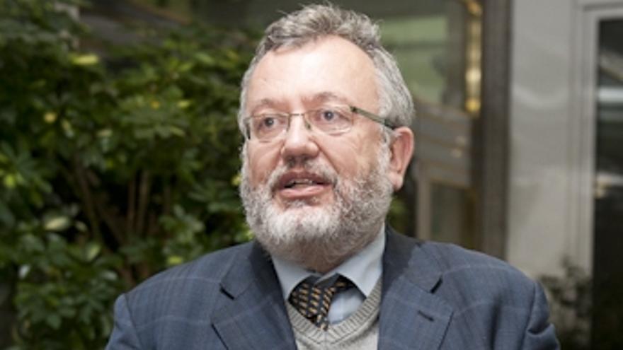 Pedro Serena, investigador del CSIC.