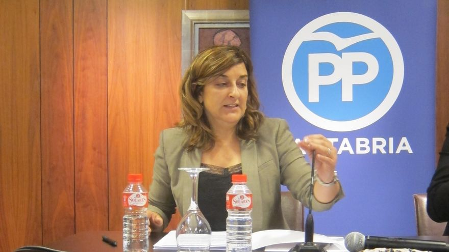"""Buruaga cree que """"lo mejor y más deseable"""" para el PP es que haya una """"candidatura única"""" para suceder a Rajoy"""