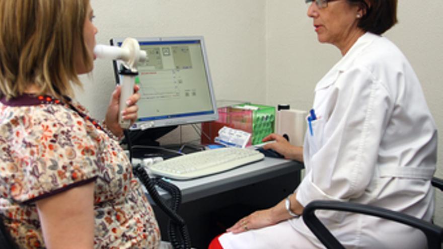 Consulta Para Embarazadas Con Asma