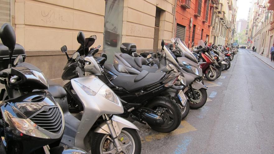 Los fallecidos y heridos graves en accidentes de moto han bajado más de la mitad en los últimos veinte años en Euskadi