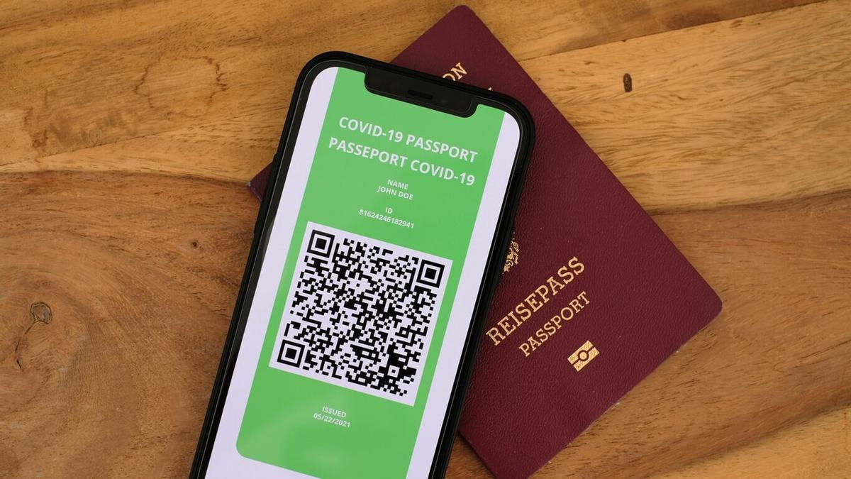 """Entró en vigencia el """"Pasaporte Covid"""" de la Unión Europea"""