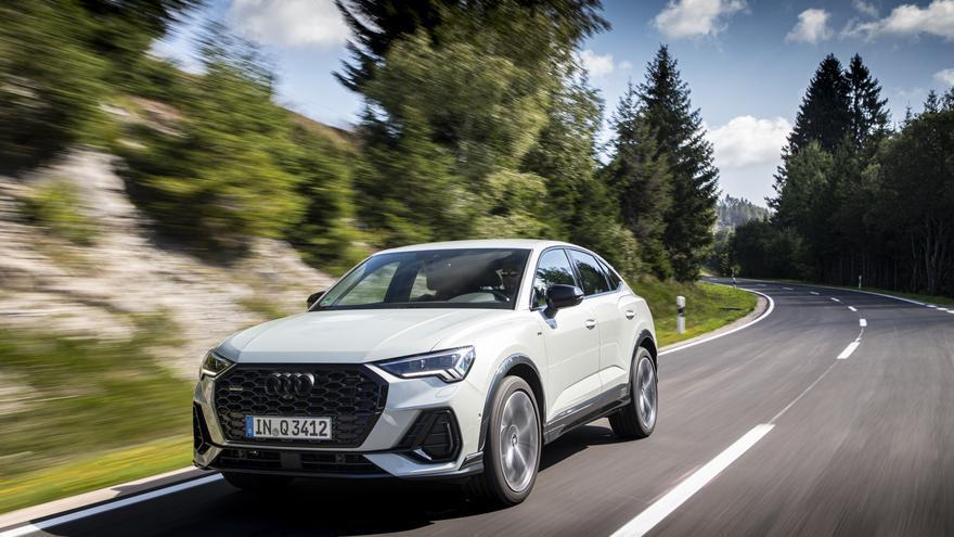 El nuevo modelo de Audi combina la versatilidad funcional cotidiana de un SUV con la elegancia deportiva y las reacciones ágiles de un coupé.