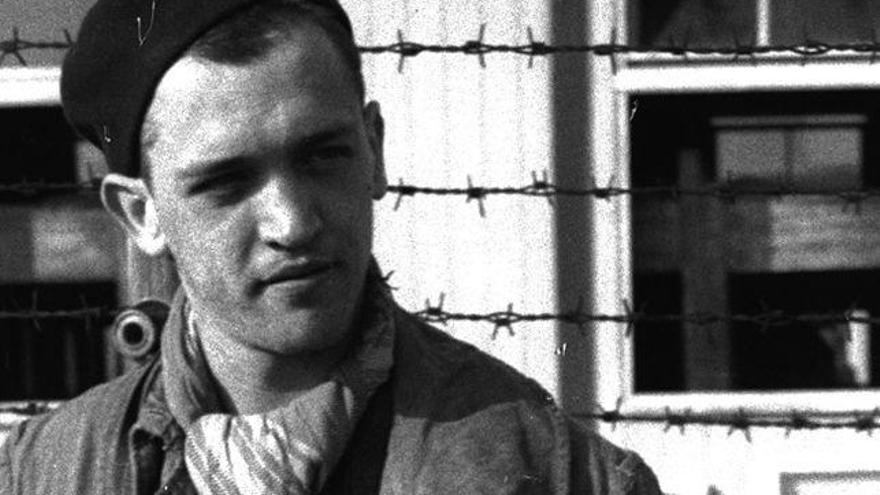 La exposición sobre el fotógrafo de Mauthausen llega a Santomera