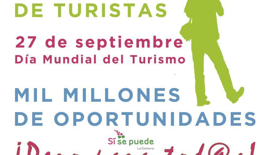 En el Día Mundial del Turismo, Sí se puede reclama que las oportunidades que da el sector se traduzcan en mejoras de las condiciones de trabajo