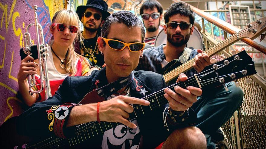 El grupo Limando actuará este fin de semana en el Womad de Fuerteventura