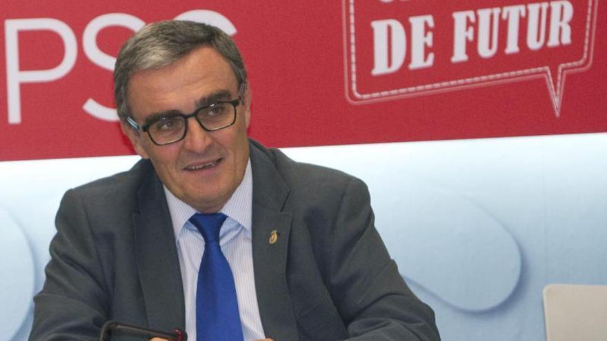 Àngel Ros renuncia al escaño en el Parlament por discrepancias con la dirección del PSC