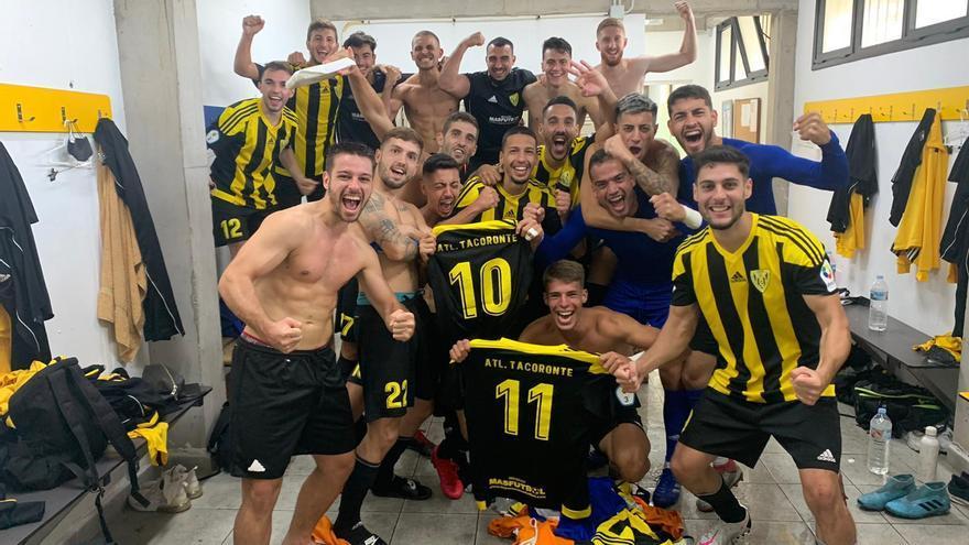 El Atlético Tacoronte y el Unión Viera siguen a lo suyo