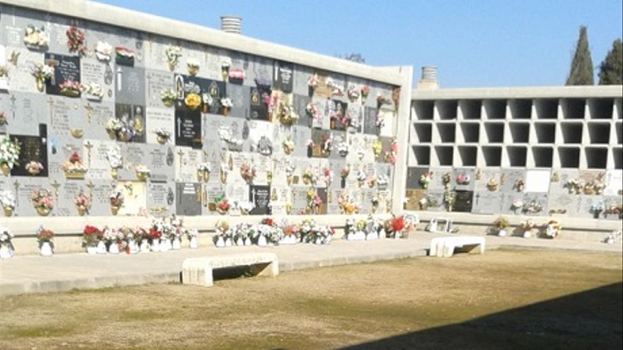 Cementerio de Talavera FOTO: Ayuntamiento