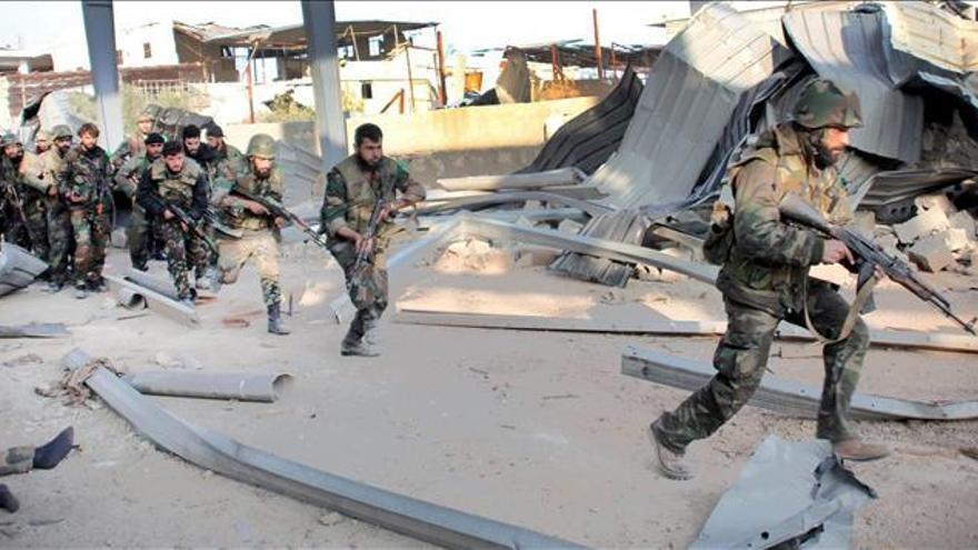 Al menos 28 muertos en choques entre yihadistas y fuerzas de Al Asad en Alepo