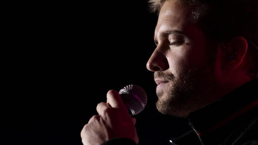 Pablo Alborán actuará dos noches en Portugal en octubre, antes de su descanso