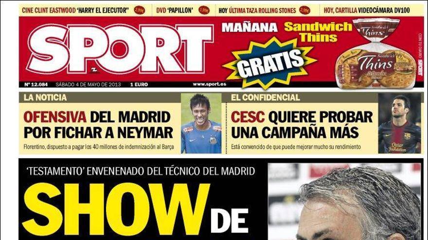 Las portadas de día (4-05-2012) #15