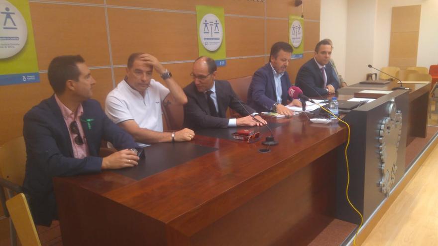 Rueda de prensa del Colegio de Abogados de Toledo / toledodiario.es