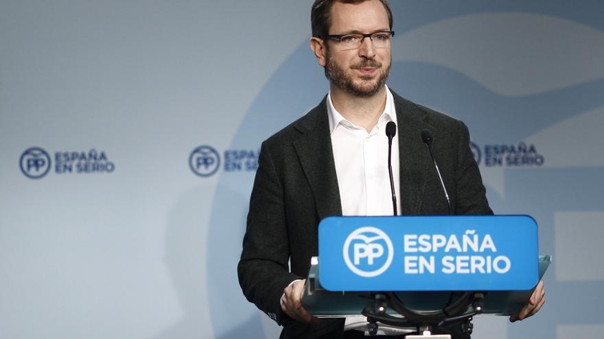 """El PP dice que el Rey """"no ha sacado la calculadora"""" de escaños con Sánchez y ve posible que proponga a Rajoy si fracasa"""