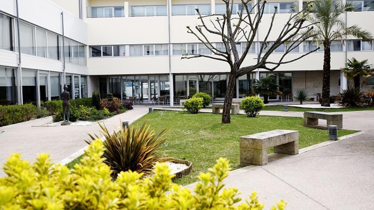 Residencia DomusVi Barreiro en Vigo.