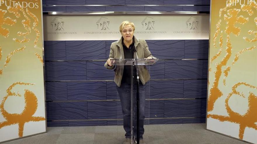 El PSOE pide subir las pensiones a los huérfanos de violencia machista al 70 % del SMI