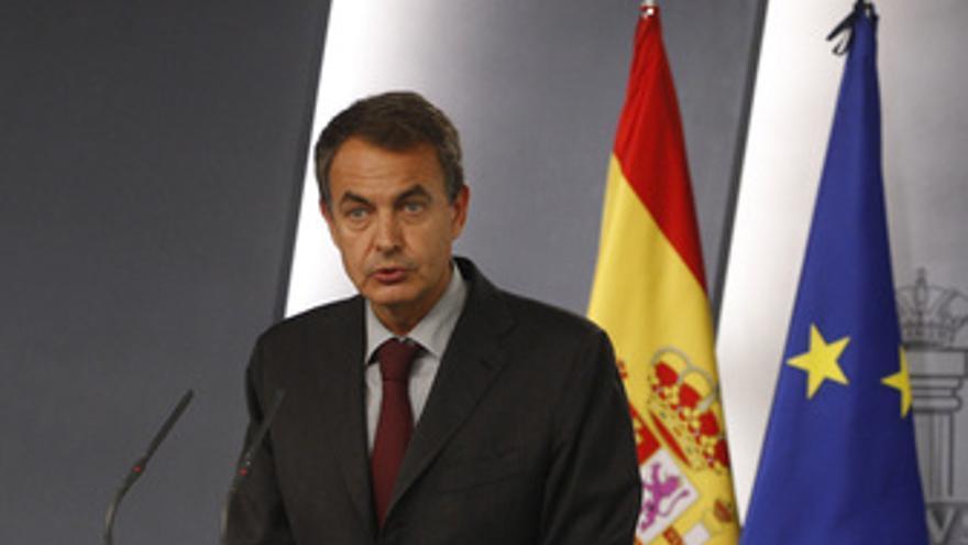 RDP de José Luis Rodríguez Zapatero