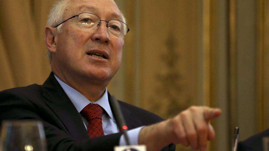 En la imagen, el exresponsable de Interior de EE.UU., Ken Salazar.
