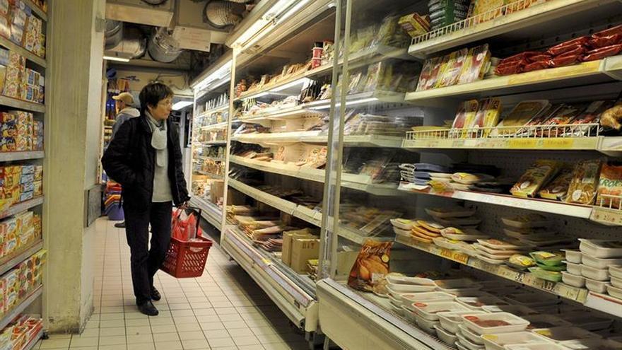 La inflación en la eurozona subió al 0,4 % en septiembre frente al 0,2 por ciento de agosto