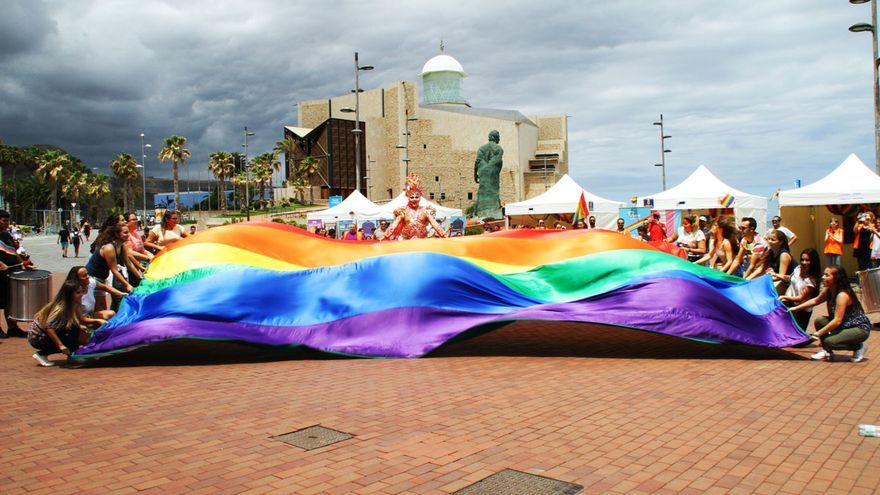 Las Palmas de Gran Canaria, contra la LGTBFobia