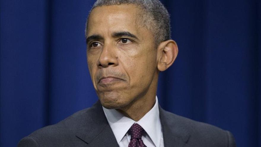 Obama habla por teléfono con el rey saudí tras cancelar este su visita a EE.UU.