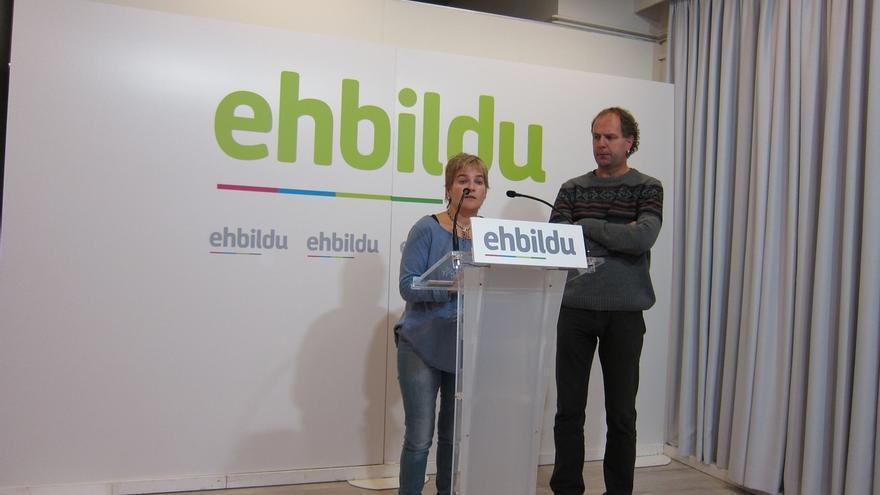EH Bildu propone una comisión sobre euskera entre Navarra, Euskadi y País Vasco francés