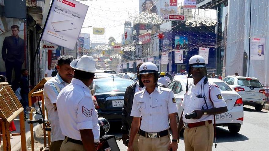 Indignación en la India tras presuntas agresiones sexuales en Fin de Año