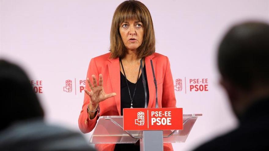 El PSE pide que los informes sobre el autogobierno vasco se envíen al Congreso