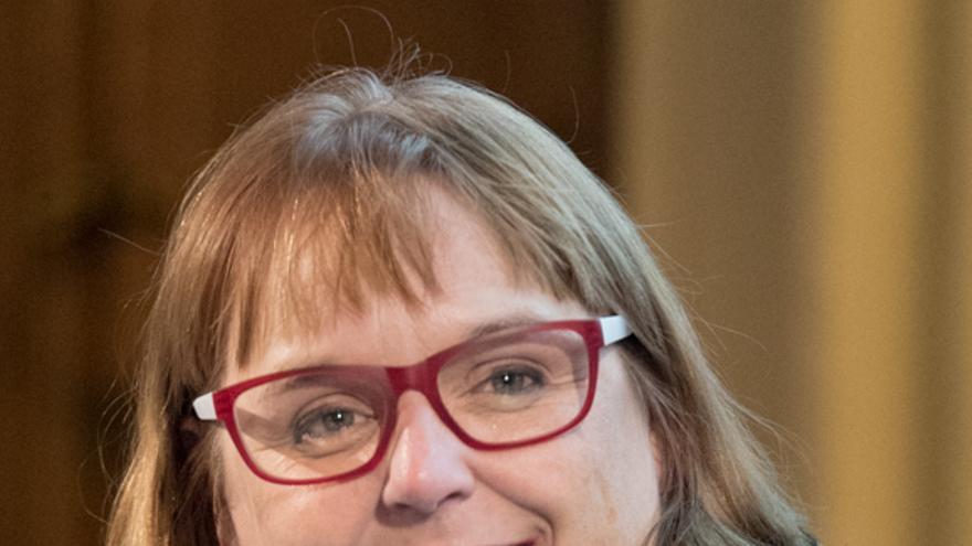 Suelette Dreyfus, directora ejecutiva de Blueprint for free speech