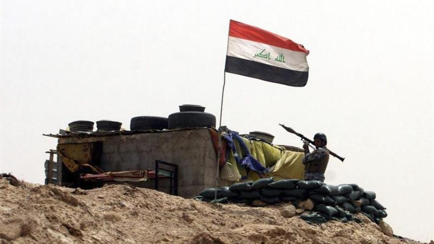 Mueren 55 yihadistas y soldados en una operación contra el EI en el oeste de Irak