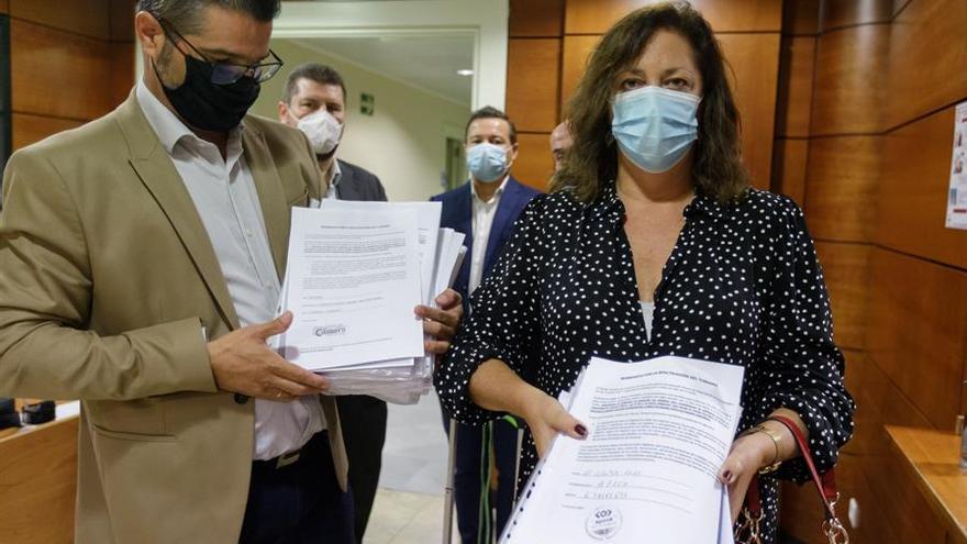 El Círculo Turístico de Canarias pide que los test a viajeros se hagan dentro o cerca de aeropuertos, no en los alojamientos