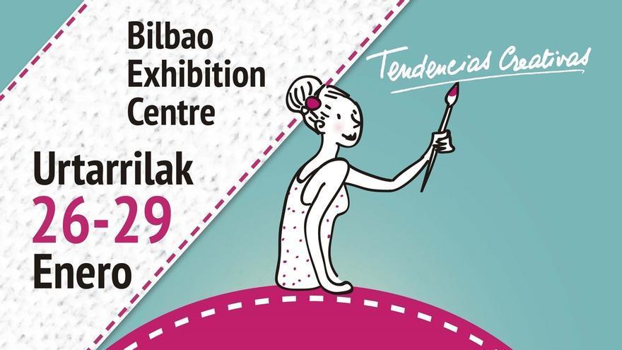 Un centenar de expositores estarán presentes en el salón 'Tendencias Creativas', que amplía su oferta de talleres