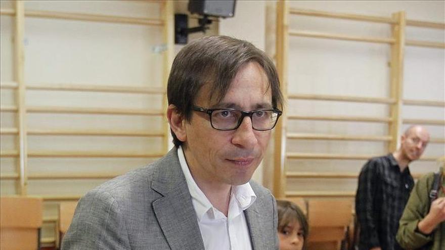 Ramón Marcos espera que los ciudadanos valoren el esfuerzo y la honradez de UPyD
