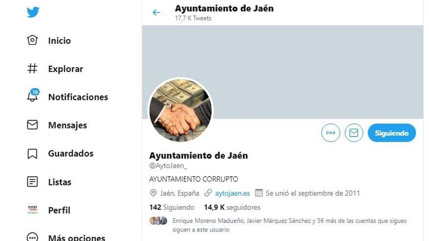 Hackean con amenazas de muerte al alcalde la cuenta de Twitter del Ayuntamiento