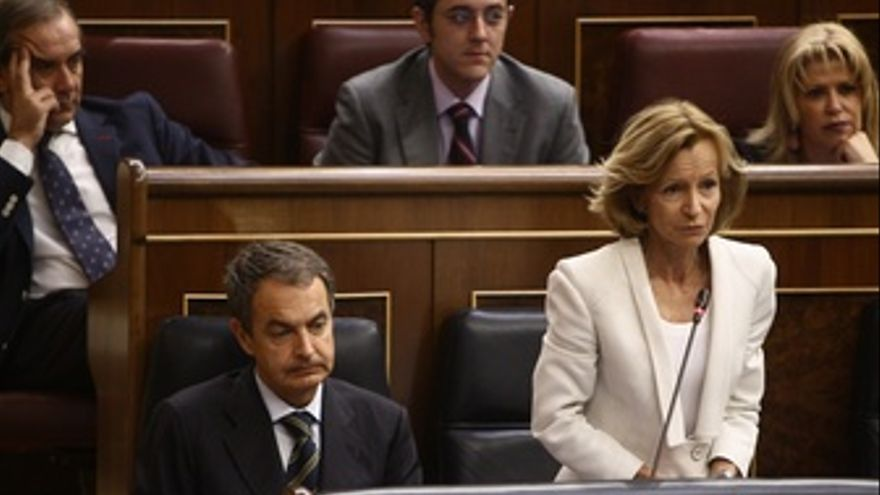 Ministra De Economía Y Vicepresidenta Económica, Elena Salgado