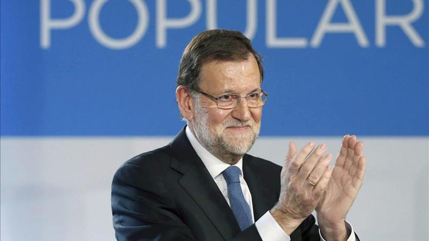 Rajoy reúne a la cúpula del PP el próximo 16 de febrero