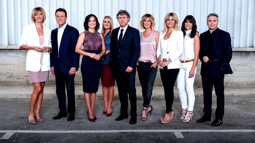 Antena 3 presenta su temporada de Informativos con nueva compañera para Vicente Vallés