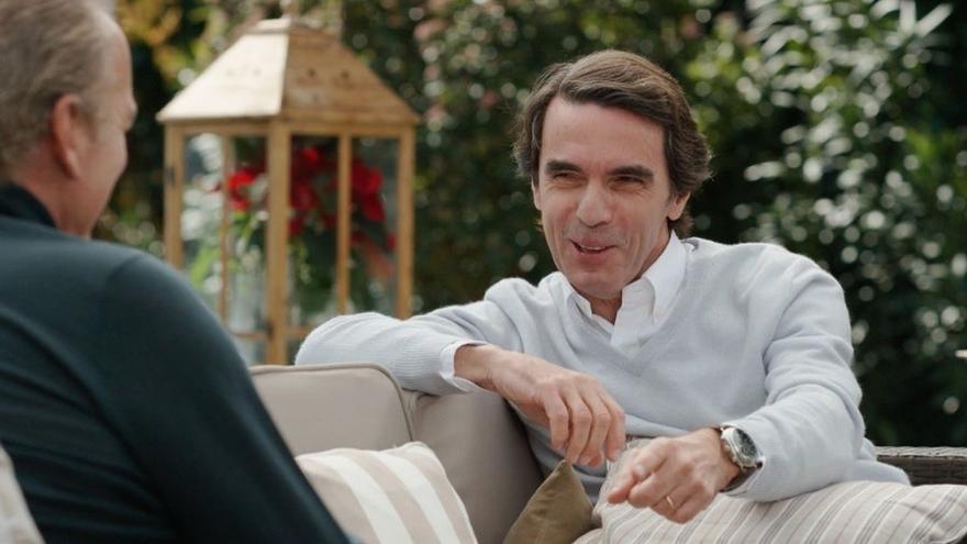 """Aznar niega que tenga intención de fundar un nuevo partido: """"No voy a destruir lo que ayudé a construir"""""""
