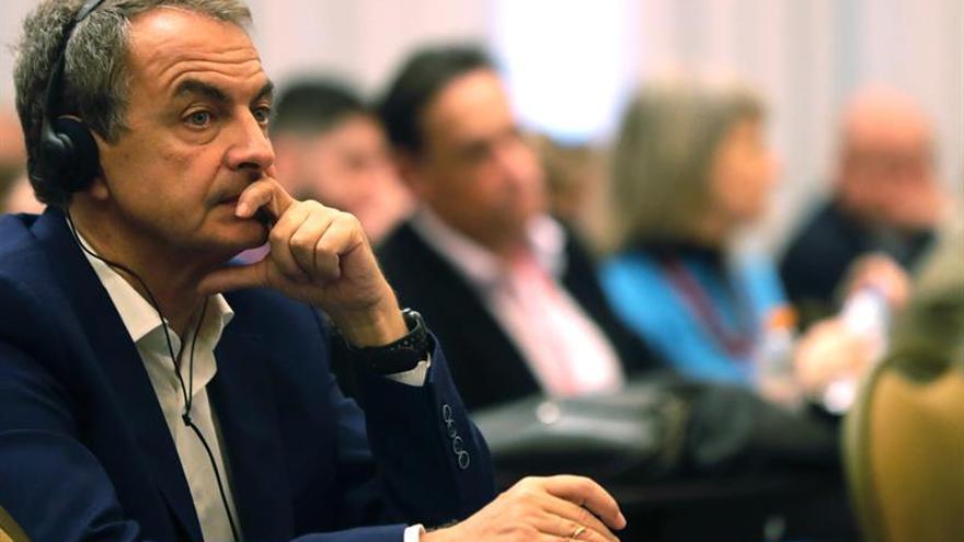 """Zapatero prevé una victoria """"generosa"""" del sucesor de Lula en comicios brasileños"""