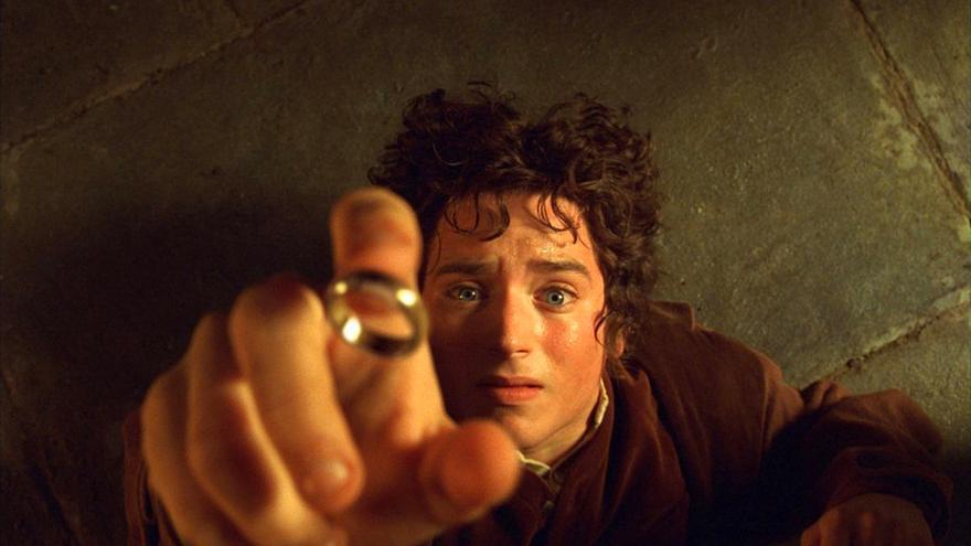 Elijah Wood interpretó a Frodo