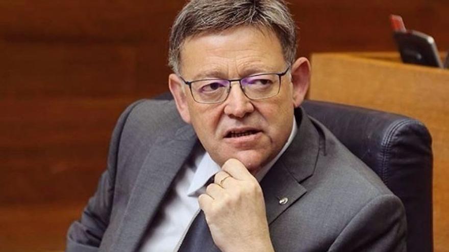 """Ximo Puig recalca que """"nunca ha pactado con la derecha"""" pero apuesta por un debate en el PSOE """"sereno y responsable"""""""