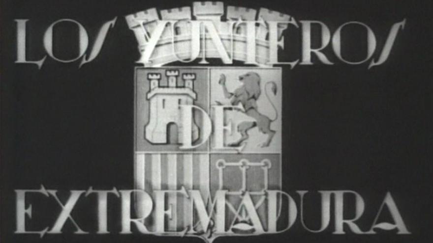 Documental inédito de los yunteros extremeños, ahora en manos de la Filomoteca de Extremadura