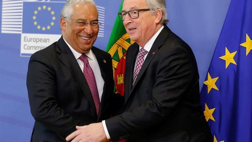 """António Costa defiende que evitar las multas de Bruselas es """"de interés nacional"""""""
